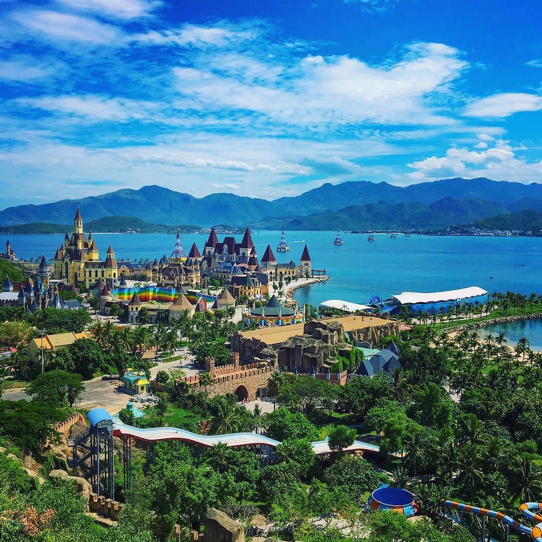 Chơi gì tại khu vui chơi Vinpearl Land Nha Trang